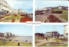 Sussex: Eastbourne - Multi-view - Posted 1978