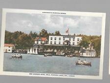pk25237:Postcard-New Windsor Hotel,Bala,Muskoka Lakes,Ontario