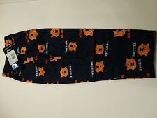 NCAA Auburn Tigers Toddler Team Logo Flannel Pajama Pants - Navy Blue NWT