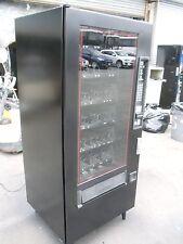 Crane GPL 171 MDB Dual spiral Snack Vending Machine with LED lighting