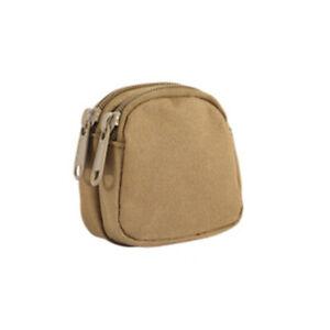 Nylon Tactical Molle Pouch Durable Belt Bag 3 Colors Optional Accessories Bags