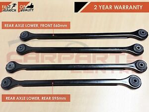 FOR ALFA ROMEO 147 156 4 REAR TRANSVERSE TRAILING ARM WITH BUSHES BRAND NEW
