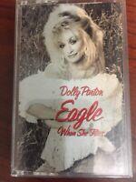 DOLLY PARTON  Eagle When She Flies (Mar-1991, Columbia) Cassette Tape