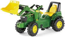 Rolly Toys RollyFarmtrac Premium John Deere 7930 Traktor Frontlader Trettraktor