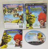 Shrek Forever After PS3 Fast Free Tracked Post EXCELLENT CONDITION