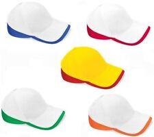 Cappelli da uomo bianche 100% Cotone
