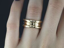 Bvlgari Yellow Gold Fine Rings without Stones eBay