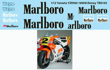 1/12 YAMAHA YZR500 1990 WAYNE RAINEY DECALS TB DECAL TBD165