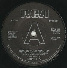 BUCKS FIZZ - Making Your Mind Up - VERY GOOD - *LISTEN* - Eurovision Winner