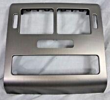 Range Rover Sport L494 2014-2017 OEM Aluminum Weave Interior Rear Console Trim
