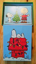 20 x Snoopy & Woodstock / Peanuts - Karten mit Umschlag / Neu & OVP !!