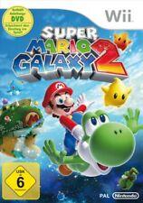 Nintendo Wii juego-Super Mario Galaxy 2 con embalaje original