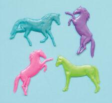 DIADEMA con Elastico Cavallo Divertente Festa di Compleanno favorisce Loot Bag Filler 8pk