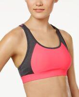 Ideology Womens Yoga Fitness Sports Bra Flash Size X-Small
