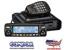 YAESU FTM-100DR VHF/UHF 50W MOBILE RADIO 144/430 MHz DUAL BAND TRANSCEIVER