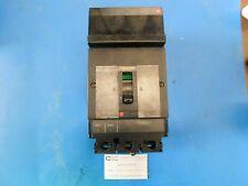 HJA36050- SQUARE D 50A AMP 3P POLE 600V 65kA@480V H FRAME HJA BREAKER -USED