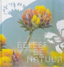 Boek Nederland Beleef de Natuur - veldbloemen