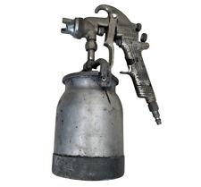 Vintage Binks Model 18 Paint Spray Gun With Cup