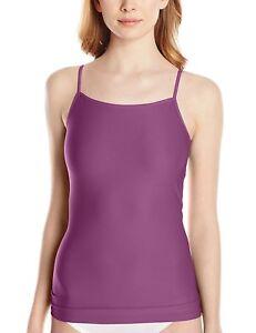 Camisole by ExOfficio Women's Give-N-Go Shelf Bra Color:Purple, Size Small A11