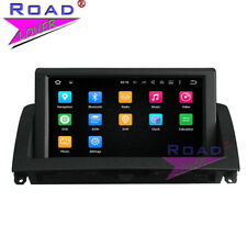 Android 7.1 Quad Core Car DVD Player For C-W204(2007-2011) GPS Navigation Stereo