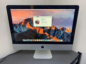 """Apple iMac  21.5"""" A1311 Intel Core i5 2.5GHz 8GB 500GB HD 2011 GRADE A- SIRREA"""