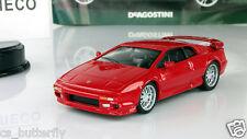 LOTUS ESPRIT V8 New Supercars Diecast Model 1:43 Deagostini #20