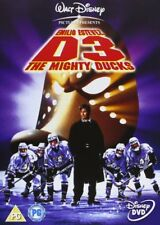 Emilio Estevez D3 the Mighty Ducks Walt Disney Ice hockey comedia GB DVD