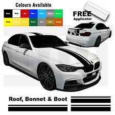 BMW 3 Series M PERFORMANCE Racing Stripes Vinyl Stickers F10 F30 F31 F32 F33 F35