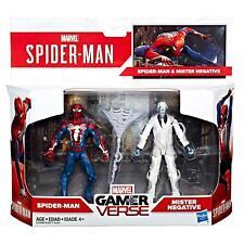 "Marvel Gamerverse 3.75"" Spider-Man vs. Mister Negative 2-pack by Hasbro"