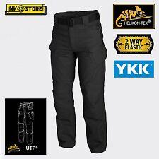 Pantaloni Helikon-tex Tactical Pants Tattici Caccia Softair Militari Outdoor BK L