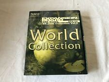 Roland SRX-09 : World Collections Exp. Board w/ box Free shipping!!