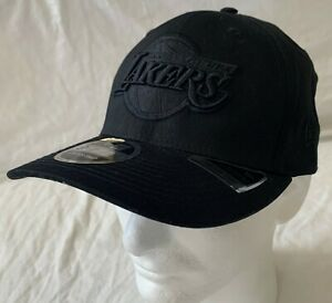 New Era Los Angeles Lakers NBA Snap-back Adjustable Cap - One Size - New!