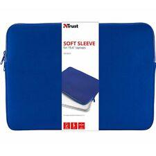 "Funda protectora Trust 15 6"" neopreno (21249) azul"