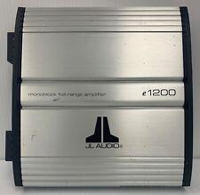 (I-22127) JL Audio Car Amplifier