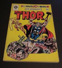 1975 HÉRITAGE COMICORAMA LE PUISSANT THOR #50-51-33-34 NO.1097 FRENCH MARVEL