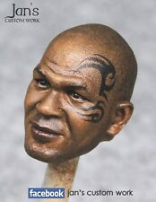 1/6 Hot CUSTOM RARE toys Mike Tyson action figure head dx storm collectibles