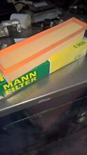 NEW MANN RENAULT CLIO 2 KANGOO 1  1.5 DCI AIR FILTER MANN C3875
