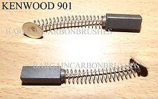 ESCOBILLAS de carbón Procesador de alimentos Kenwood FP800 Mezclador A900, A901, A907, A907D E7 Nuevo