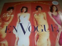 "En Vogue Giving Him Something He Can Feel 12"" Vinyl Single 1992 EastWest A8524T"