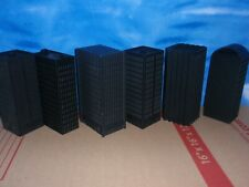 New listing Z Scale 6 Modern High Rise Office Sky Scrappers Nickdo3D Originals ( Lot #1)
