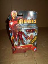 Iron Man 2 Figurine Mark IV Movie Series Hasbro 3 3/4 inch #09 ~