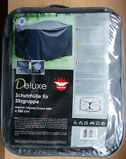 Schutzhülle für Sitzgruppe, Abdeckhaube 200cm Durchmesser,