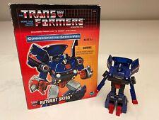 Transformers Commemorative Series - Autobot Skids (MIB, 100% Complete)