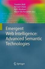 Emergent Web Intelligence: Advanced Semantic Technologies (Advanced Information