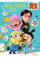 Despicable Me 3 Mega Sticker Book, Centum Books Ltd, New