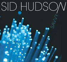 Sid Hudson - Savvy [New CD]