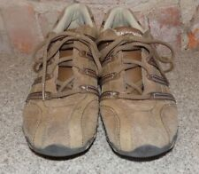 SKECHERS BROWN RUNNING SHOES SIZE 7