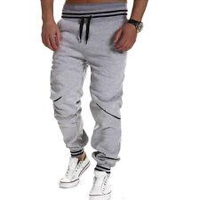 Men's Trousers Sweatpants Baggy Harem Pants Print Slacks Casual Jogger Sportwear