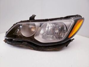 Acura CSX Left Xenon HID Headlight 06 07 08 OEM