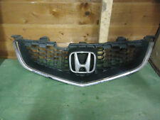 Euro R/Type S Calandre Grill Honda Accord CL7, CL9, CN1 année 2003-2005